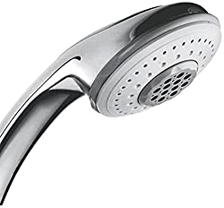 Hindware Showers F160007 5-Flow 150cm Hand Massage Shower with Double Lock (Chrome)