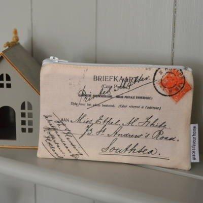 Vintage borsa cartolina