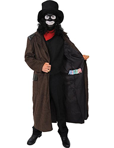 Adult (Black Minstrel Costume)