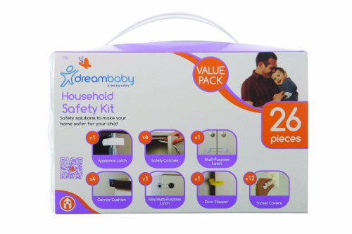 Dreambaby 26 Piece Safety Kit