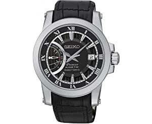 Men's Watch - SEIKO - Premier Kinetic Direct Drive - Sapphire Crystal - W.R 10ATM - SRG009P2