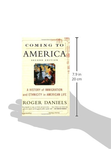 a history of immigration in america History dept the real history of american immigration trump's break with tradition may be good or bad, but it's definitely different.