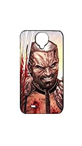 Wolverine With Bloody Hand Case For Samsung Galaxy S4