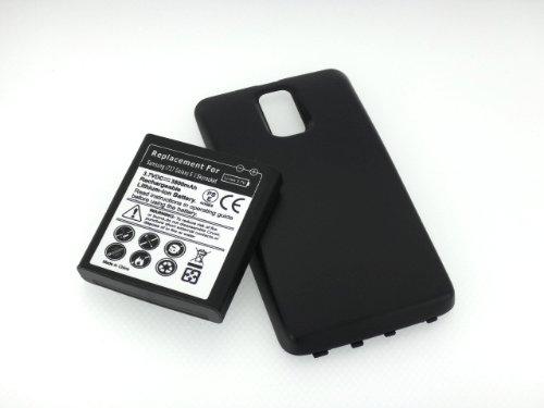 Samsung GALAXY S II LTE  [docomo SC-03D] 専用 超大容量バッテリー+カバーセット 3800mAh