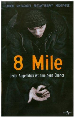 8 Mile [VHS]