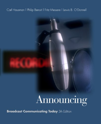 Announcing: Broadcast Communicating Today (with InfoTrac)...