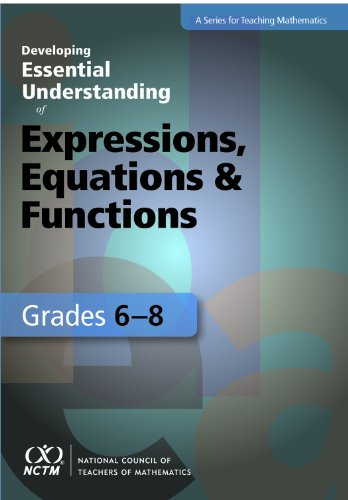 Developing Essential Understanding of Expressions,...