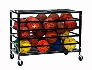 Champion Sports All Pro Ball Locker (Black) by Champion Sports
