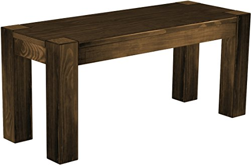 Brasilmbel-Sitzbank-Rio-Kanto-80-x-38-x-44-cm-Pinie-Massivholz-Farbton-Eiche-antik