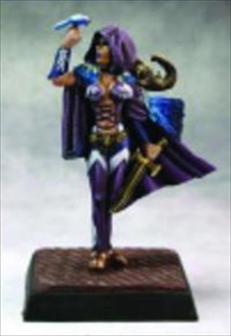 Reaper Miniatures 60141 Pathfinder Series Lady Moray, Bard Miniature by Reaper