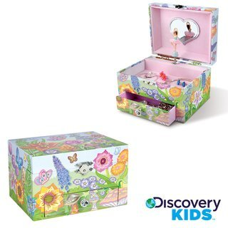 Discovery Kids Musical Jewelry Box front-436723