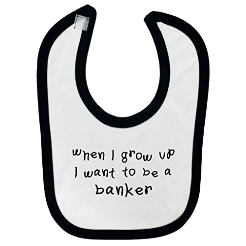 when-i-grow-up-banker-design-baby-bib-black-contrast-trim-and-black-print