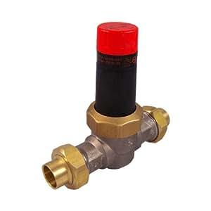 cash acme 22675 0045 eb45 dsb 1 inch direct sharkbite pressure regulating valve. Black Bedroom Furniture Sets. Home Design Ideas