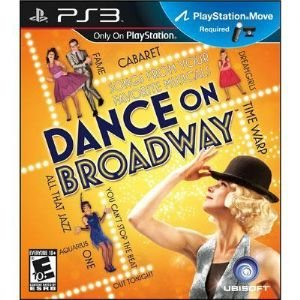 Dance on Broadway PS3