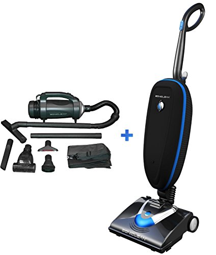 Soniclean Galaxy/Handheld Combo:The First And Only Vacuum Cleaner To Use Sonic Cleaning Technology
