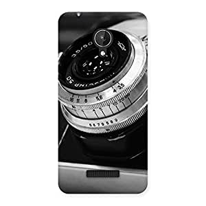 Special BW Camera Up Back Case Cover for Micromax Canvas Spark Q380