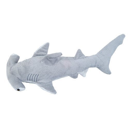 Adventure Planet Plush - HAMMER HEAD SHARK ( 13 inch ) (Stuffed Sharks compare prices)