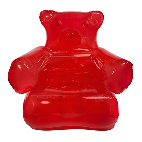 Thumbs Up Inflatable Gummy Chair with Pump (Big Bear Chair compare prices)