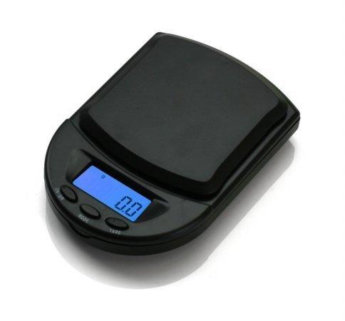 AWS BCM-650-BK 650X0.1G Aws Digital Pocket Scale - Noir