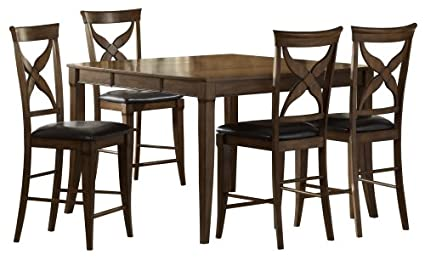 Hillsdale Chenoweth Counter Height Dining Set