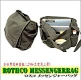 ロスコ メッセンジャーバッグ 24 ミリタリー 便利