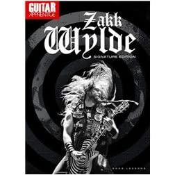 Zakk Wilde Guitar Apprentice 6 DVD Set