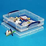 Really Useful Boxes 7 Litre Rectangle Really Useful Box Clear