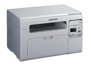 Samsung SCX-3400 - Impresora multifunción láser (B/N, A4, 20 paginas por minuto, Firewire), Gris