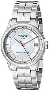Tissot Men's TIST0862071111101 Luxury Analog Display Swiss Automatic Silver Watch
