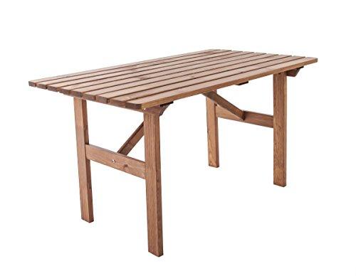 Ambientehome-Gartentisch-Tisch-Massivholz-Esstisch-HANKO-braun