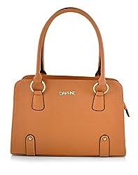 Daphne Women's Handbag (Tan,Xb15-0021)