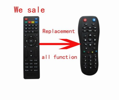 Caseflex 2.4GHz Handheld Mini Wireless Keyboard / Mouse Combo Remote Control for Android TV, XBMC, Smart TV, PCs, TV Boxes - Black