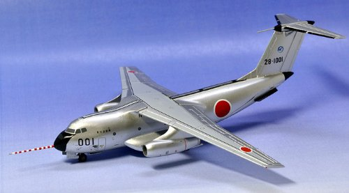 1: 200 ジェミニジェット Japan Air Self Defense Force Kawasaki C1 FTB (並行輸入)