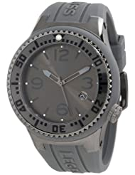 Swiss Legend 21848P GM 018 Charcoal Silicone
