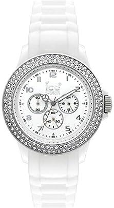 buy Ice-Watch Stone Multifunction - White Unisex Watch #Mf.Ws.U.S.10