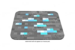 Diamond Block Mouse Pad