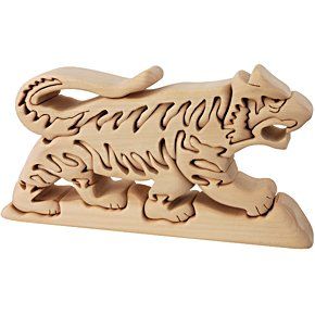 Cheap Fun IMAGIPLAY Tiger Puzzle (B0019O6FSW)