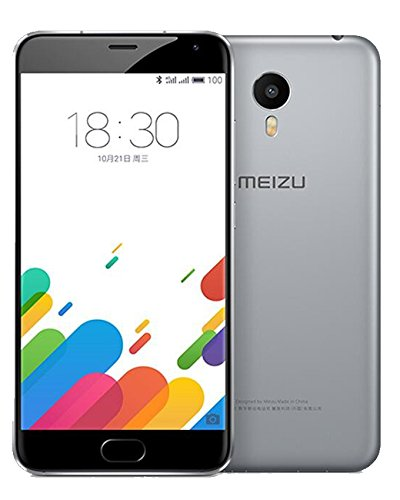 meizu m1 metal smartphone d bloqu 4g ecran 5 5 pouces. Black Bedroom Furniture Sets. Home Design Ideas