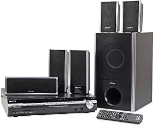 Sony DAV-HDX275 BRAVIA 5-Disc DVD/CD Player 5.1 Channel Home Theater System, Black (Discontinued by Manufacturer)