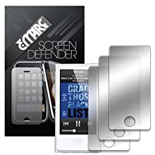 3 Pack Of Mirror Screen Protectors For Apple IPod Nano 7th Gen 7Gen