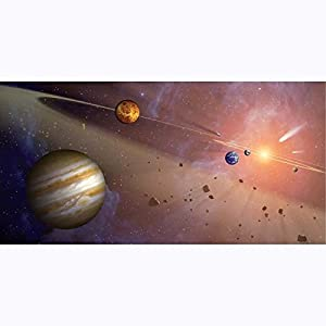 Space Wall Mural Collection