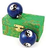 Yin Yang Chiming Therapy Balls in Gift Box