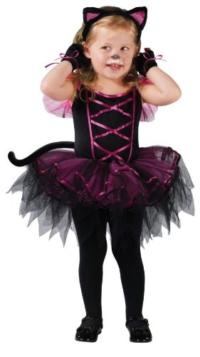 Costumes For All Occasions FW114121TL Catarina Toddler Costume 3T-4T