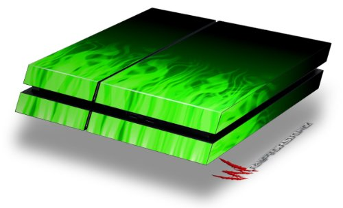 Fire Green Decal Style Wrap Skin Fits Sony Ps4 Dualshock