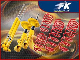 Sports Suspension High Tec 35-40 Mm For Opel/Vauxhall Corsa D (S-D)