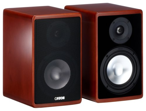 Find Bargain Canton Ergo 620 Speaker (pair, Cherry)