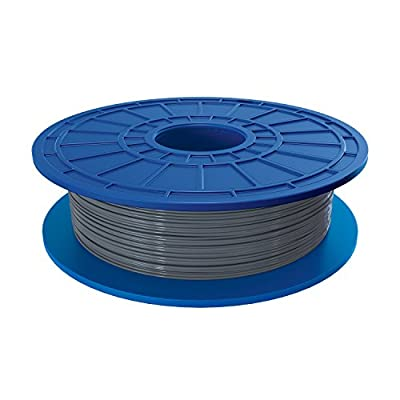 Dremel PLA 3D Printer Filament, 1.75 mm Diameter, 0.5 kg Spool Weight, Silver