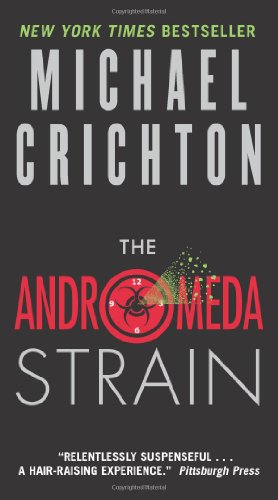 andromeda strain essay John michael crichton (/ crichton submitted an essay by george orwell under his own name this was done in andromeda strain as well as sphere.