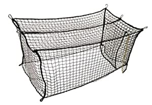 #21 Deluxe Poly Batting Cage Net by Flexnets