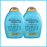 Organix Hair Moroccan Argan Oil Shampoo And Conditioner Set -- 13 Fl OZ